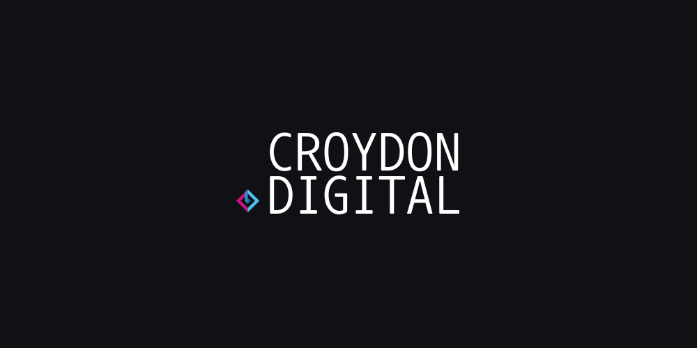 About Croydon Digital - The voice of Croydon's tech community