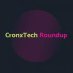 CronxTech Roundup logo