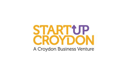 Start up croydon logo