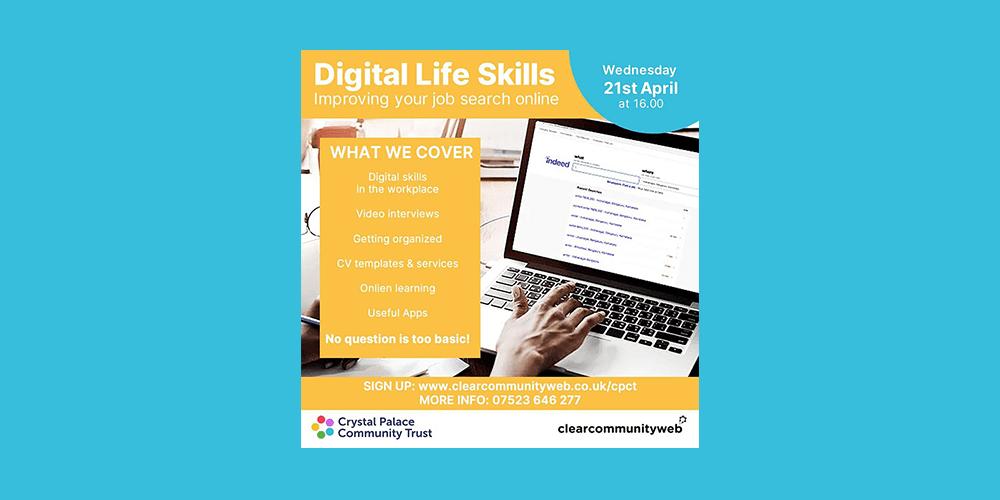 Digital Life Skills event image